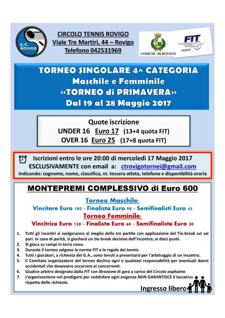 Locandina CT Rovigo