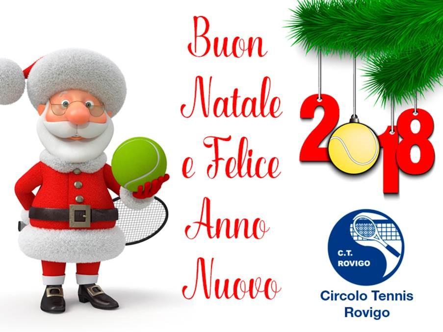 Auguri Di Natale Tennis.Auguri Circolo Tennis Rovigo